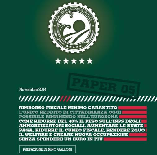 Il Rimborso Fiscale Minimo Garantito è l'unica forma di Reddito di Cittadinanza possibile in Italia oggi