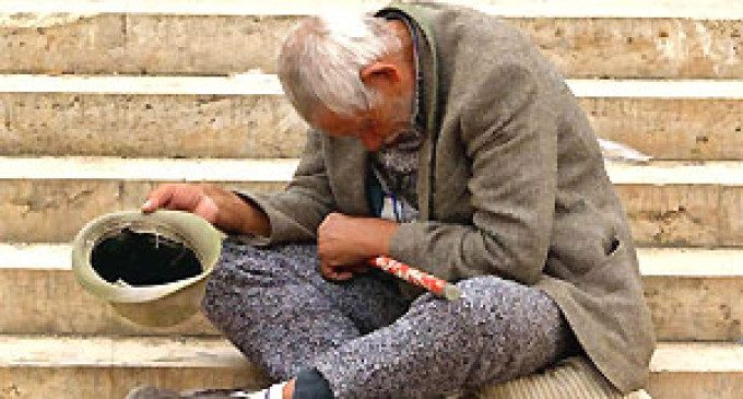 miseria anziani