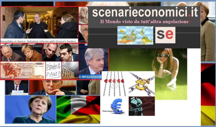 IL DISASTRO DELL'EUROZONA per IMMAGINI. Antonio Maria Rinaldi e Giampaolo Atzori- Seconda  Parte