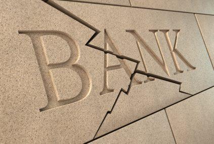 bank crack