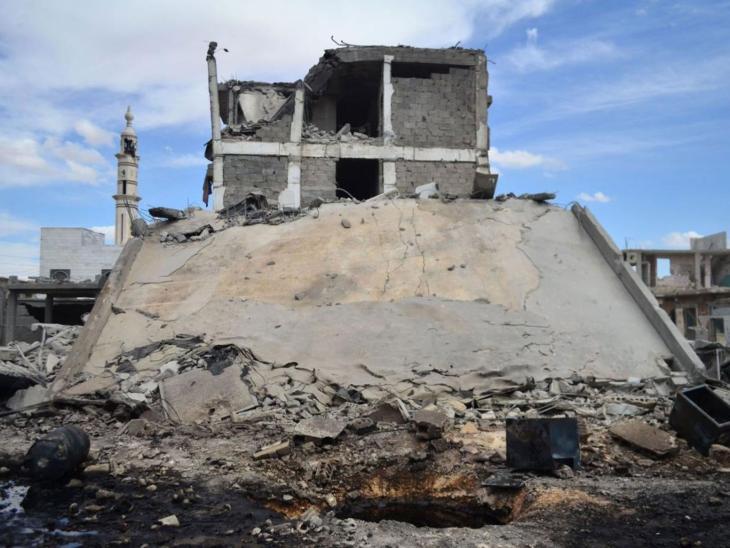 Intervento russo in Siria: partizione del paese o guerra totale?
