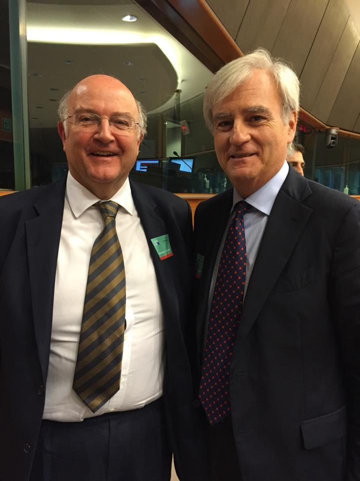 EURO IL MOMENTO DELLA VERITA': l'intervento del noto economista ROGER BOOTLE al convegno odierno