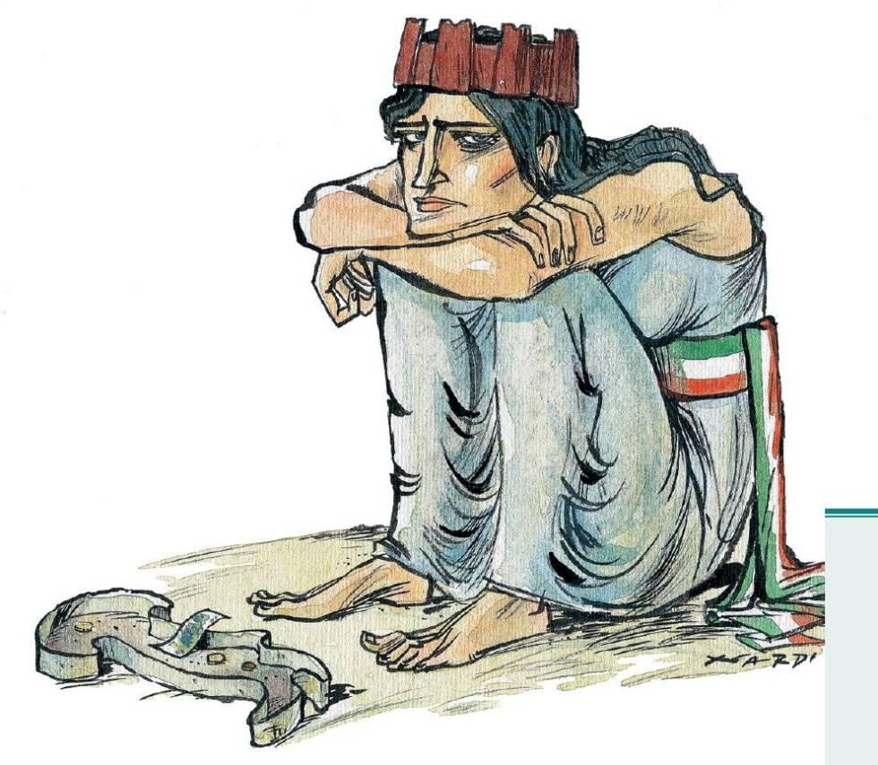 italia misera