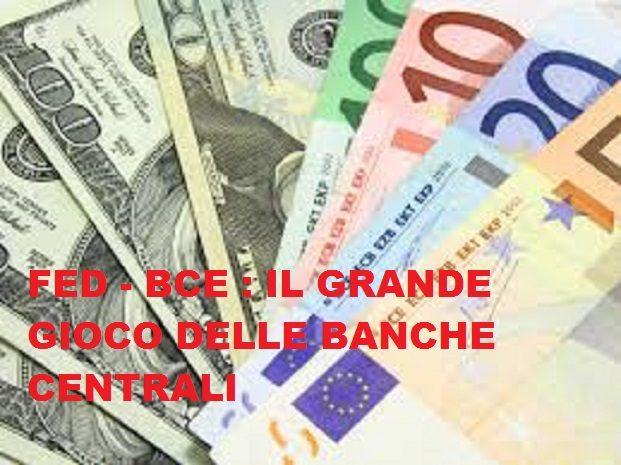TEORIA DEI GIOCHI FRA FED E BCE PER DICEMBRE. EFFETTI SU FX ED ECONOMIA