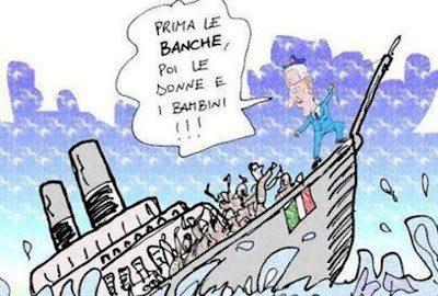 """Ricchiuti (PPI) """"Salva banche SI, sanatoria Equitalia No"""""""