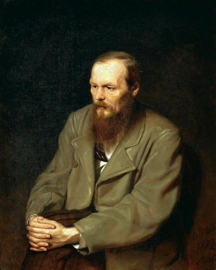 Dostoevskij  già descriveva bene i tedeschi nell'ottocento… Attuale ancora oggi. DA LEGGERE