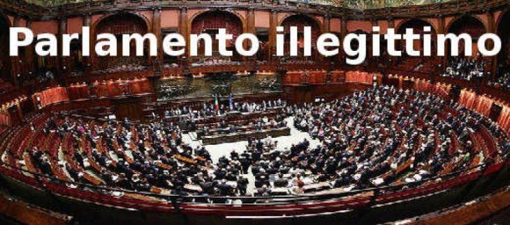STUPRO DI GRUPPO DELLA COSTITUZIONE! (di Giuseppe PALMA)