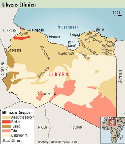 etnie libiche