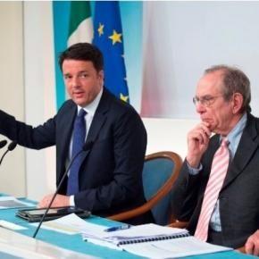 IL GOVERNO AMMETTE D'AVER TORTO di Paolo Savona