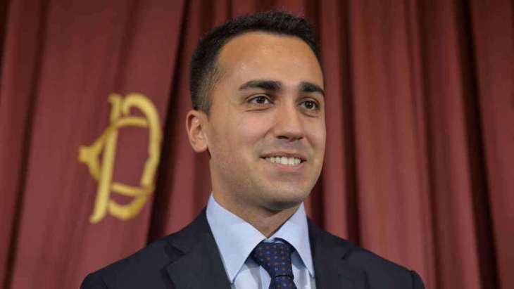 LA POSIZIONE DELL'ON. LUIGI DI MAIO (M5S) SULL'EURO. COSA NE PENSATE ?