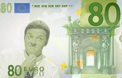 BONUS 80 EURO ? PER MOLTI UN FRUTTO AVVELENATO