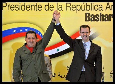 Chavez y Assad