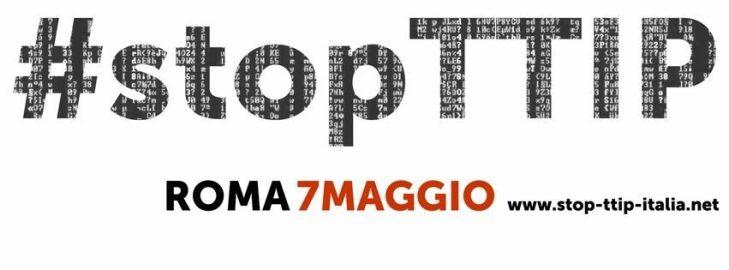 ALTERNATIVA PER L'ITALIA SOSTIENE FORTEMENTE MANIFESTAZIONE #stopTTIP DEL 7 MAGGIO A ROMA