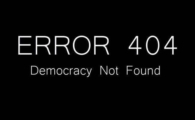 Discorso sulla democrazia