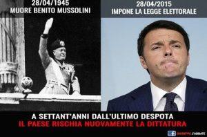 legge acerbo italicum