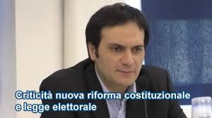 Giuseppe PALMA spiega le ragioni del NO al Referendum Costituzionale. QUINTA PUNTATA (VIDEO)