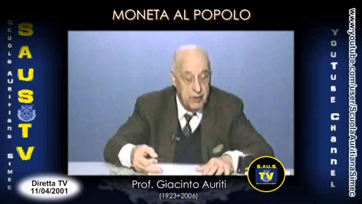10 ANNI DALLA MORTE DEL PROF. AURITI (di Paride Lupo)