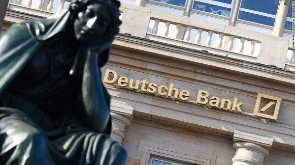 """Deutsche Bank. Oggi galleggia , ma domani ? Il perchè è la banca """"Più pericolosa d'Europa"""""""