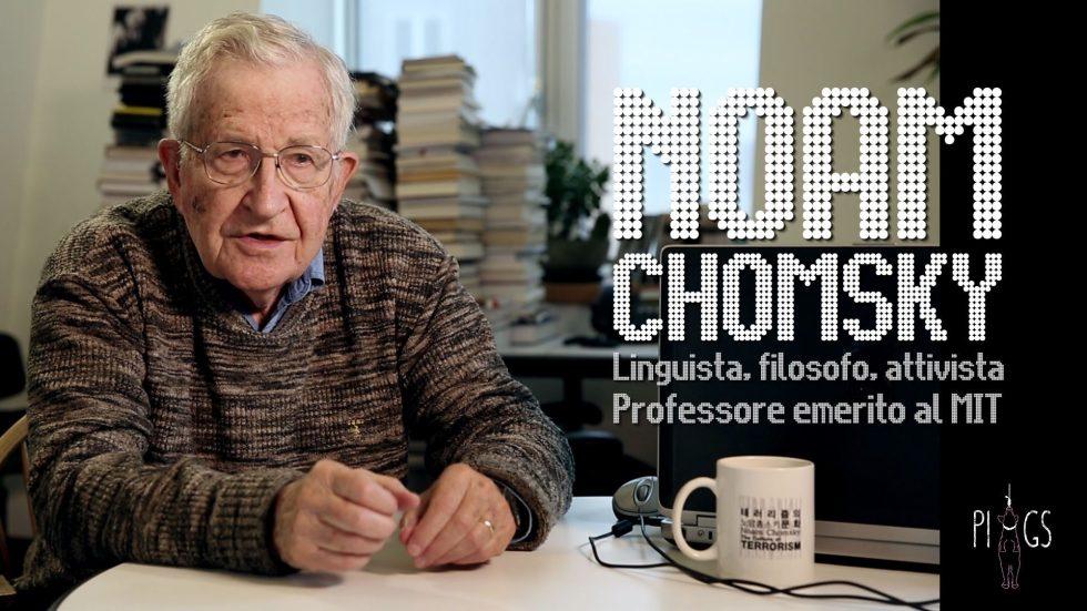 Noam Chomsky PIIGS the movie