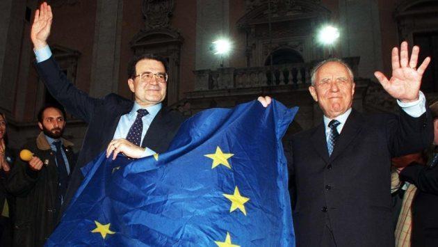 CIAMPI L'INNAMORATO D'EUROPA CHE CONDANNO' L'ITALIA ALL'OBLIO di A.M. Rinaldi