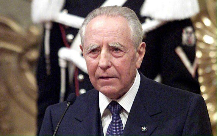 Ciampi è morto: fu causa del raddoppio del rapporto debito/pil e della perdita della nostra sovranità.