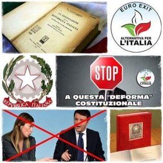 La riforma Costituzionale può essere fermata il 25 ottobre, ma nessuno ne parla!
