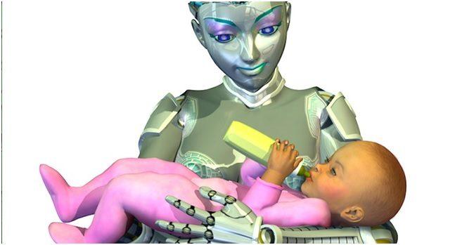 Uno sguardo al futuro, robotica: nuova etica ed economia