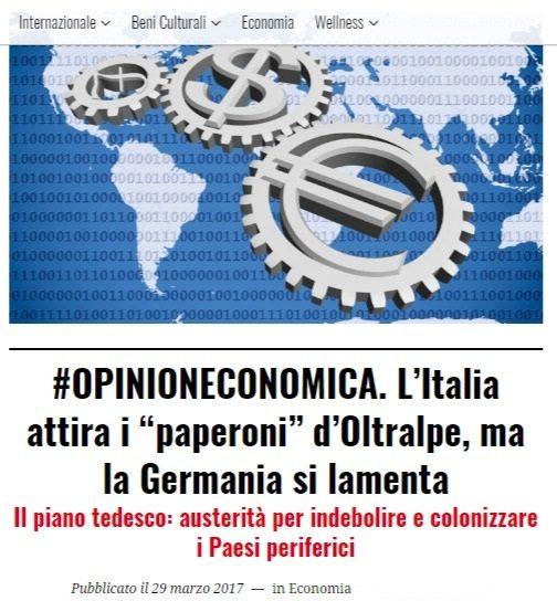 Altro che legge per fare rientrare i Paperoni (ho detto Carlo De Benedetti?): in Italia bisogna fare rientrare le aziende!
