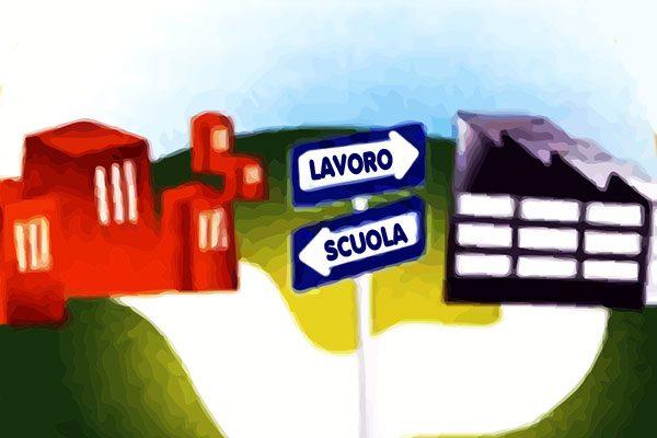 """""""Dell'alternanza scuola-lavoro"""" di Raffaele SALOMONE MEGNA"""
