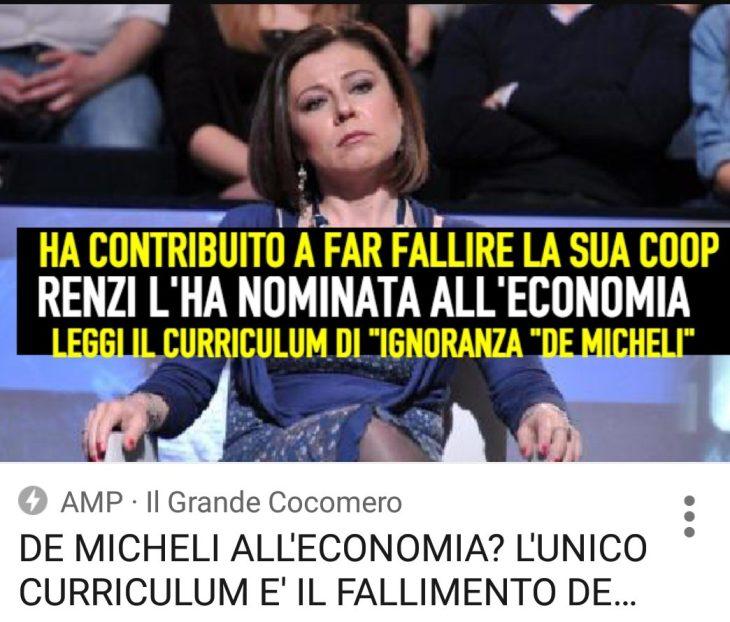 """DE MICHELI (PD): """"AUSTERITY E FISCAL COMPACT? SIAMO NOI A VOLERLI, NON LA UE"""""""