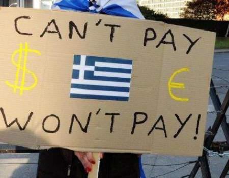 GRECIA ANCORA IN ALTO MARE SUL DEBITO
