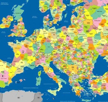 ESPLODONO I LOCALISMI, UN EFFETTO DELL'UNIONE EUROPEA