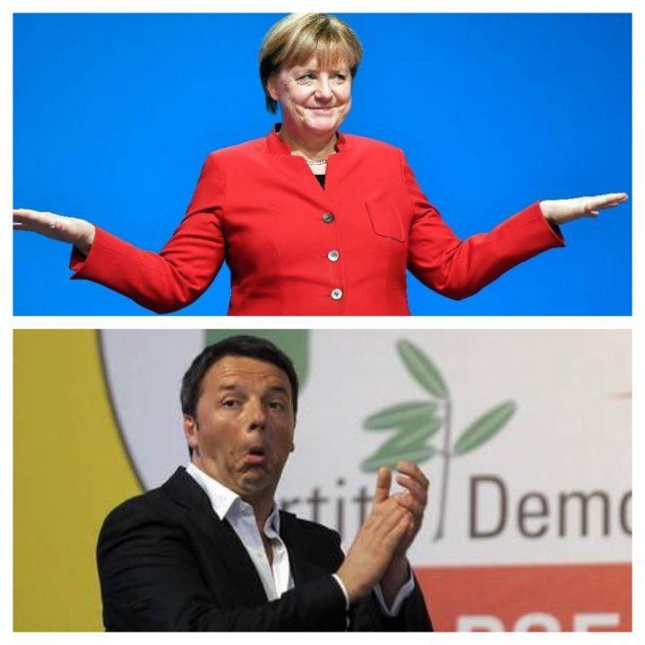Il PD di Renzi dica la verità se ha siglato un accordo segreto sui migranti con la UE! di A.M.Rinaldi