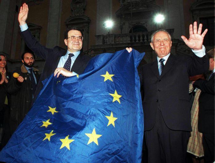 """Non c'è peggior sordo di chi non vuol sentire. Nel '92 La Repubblica: """"Con la moneta unica avremo più disoccupati"""" (A.M. Rinaldi)"""