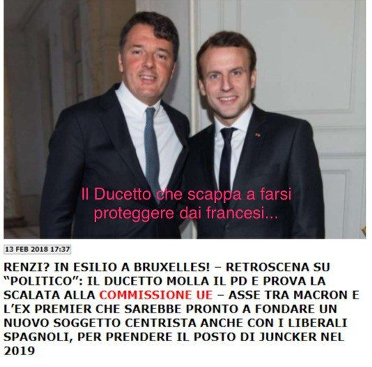 Le prossime elezioni italiane saranno le più importanti della storia della Repubblica. Nel mentre il conte Gentiloni sottilmente avverte che il PD punta ad una imposta patrimoniale