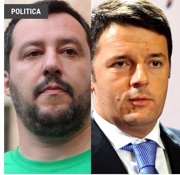 La pazza idea di Renzi: nuovo Nazareno con Salvini. L'APERTURA AL PD HA UN DESTINATARIO PARTICOLARE, PRONTO A TORNARE ALLA RIBALTA SUCCEDENDO A BERLUSCONI
