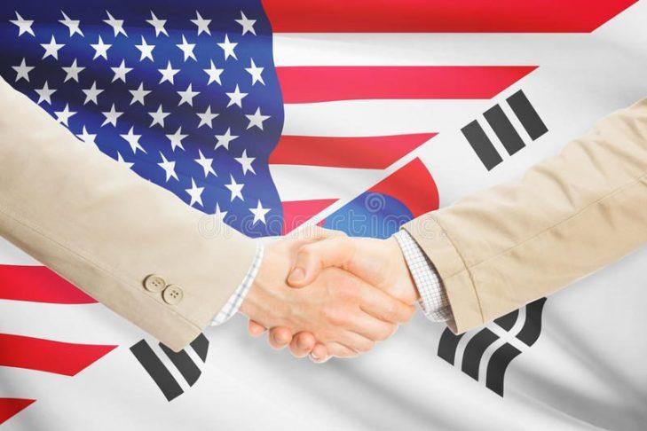 ACCORDO COMMERCIALE USA-COREA. OCCHIO CHE RENDE EUROEXIT ANCORA PIU' INTERESSANTE
