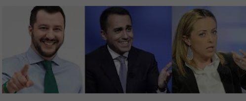 Si rivoti con una coalizione preelettorale Lega-5S-FdI (di Marco Orso Giannini)