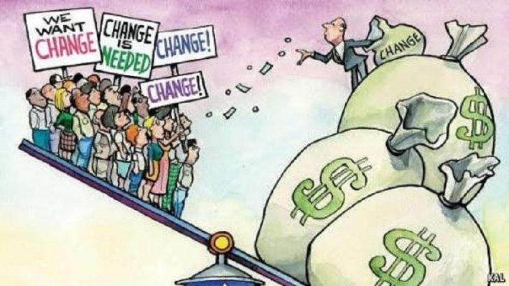 Negli USA stanno pensando ad una tassazione che realmente riduca le disuguaglianze