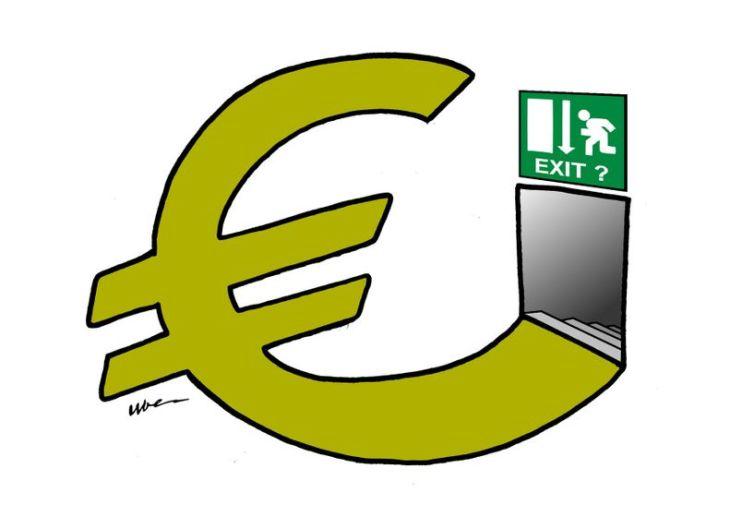 Se anche JP Morgan dice che la migliore soluzione è l'uscita dell'Italia dall'Euro…..