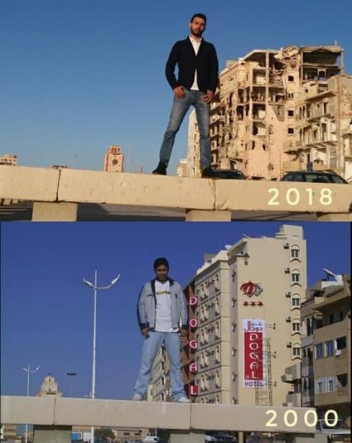 La Libya prima e dopo l'attacco francese a Gheddafi del 2011: eppoi qualcuno ancora si stupisce degli attentati islamici in Francia…