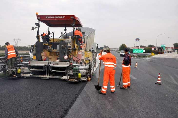 Autostrade per l'Italia lascia in cassa integrazione i manutentori: il caso PAVIMENTAL