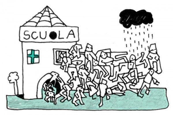 """""""Ricostruire la scuola della cittadinanza attiva."""" di R. SALOMONE-MEGNA   parte prima"""