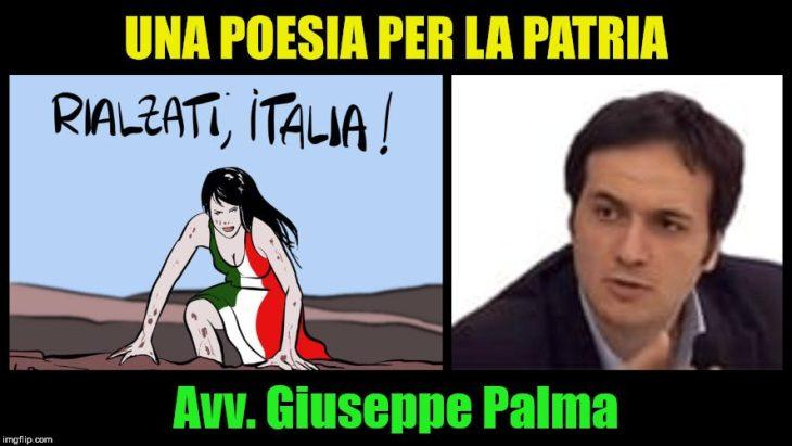 Moody's ci declassa? RIALZATI, ITALIA! G. Palma legge la sua Poesia per la Patria (su ItaliaNews-Canale Sovranista)