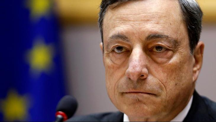 La BCE prosegue con il pilota automatico: speriamo di non schiantarci contro un monte.