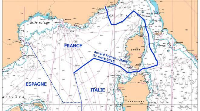 Perchè il governo non fa votare in Parlamento la ratifica del Trattato di Caen, quello firmato da Gentiloni per cedere mare italiano alla Francia?