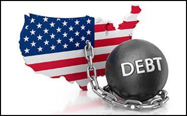 Breve storia del debito USA e della sua evoluzione futura