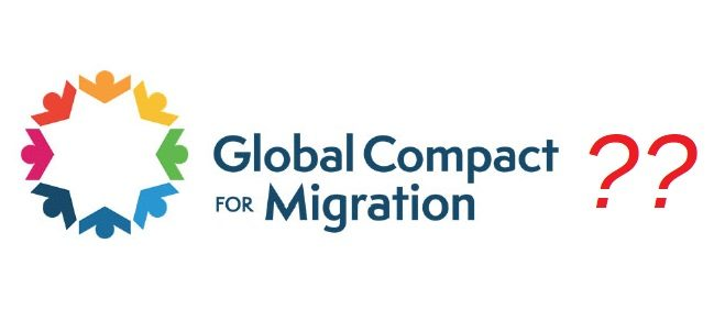 ATTENZIONE: DOMANI SI VOTA IL GLOBAL COMPACT FOR MIGRATION. Il Governo potrebbe anche saltare
