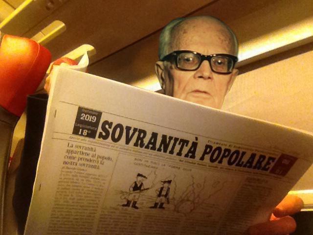 Nasce la rivista Sovranità Popolare: abbonatevi