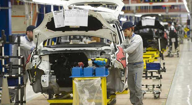 Calo produzione industriale, in calo con i dati europei ed il rallentamento mondiale. E l'inflazione…